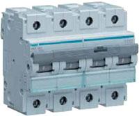 Модульные автоматические выключатели 30 кА и 50 кА HAGER